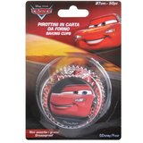 CUPCAKE CUPS CARS PIXAR 50 X 33 MM / 50ST._