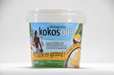 KOKOSOLIE BIO 500 ML