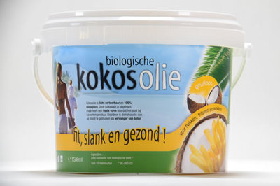 KOKOSOLIE BIO 1500 ML