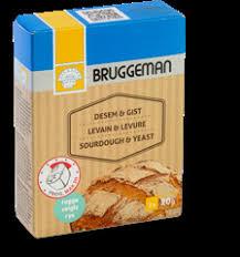 DROGE GIST : DESEM & GIST BRUGGEMAN 5X20G