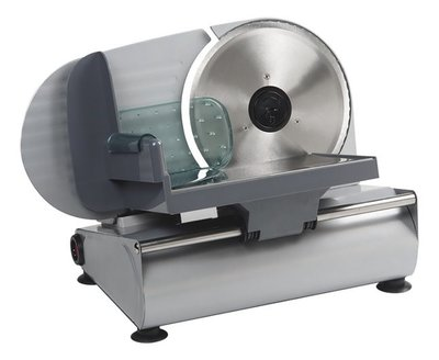 DOMO SNIJMACHINE DO521S INOX 150 W