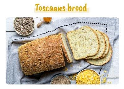 ALL-IN MENGELING TOSCAANS BROOD 500GR