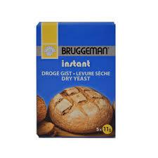 DROGE GIST BRUGGEMAN 5 X 11 GR